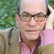 Photo of Leonard Marcus, author, editor, curator