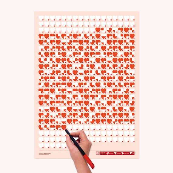 life calendar by BrigadaCreativa