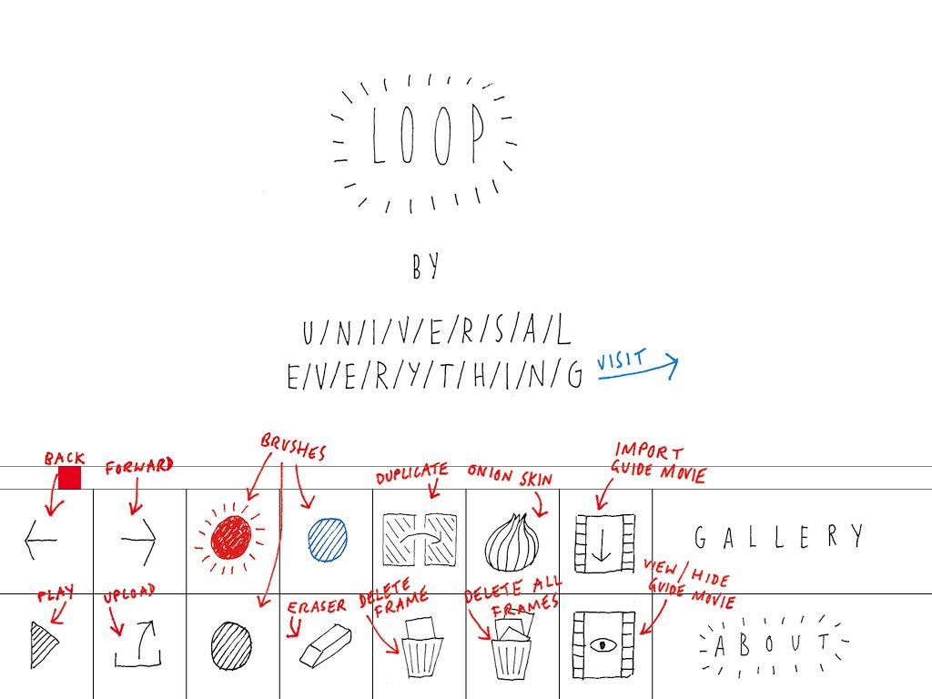 loop ios app