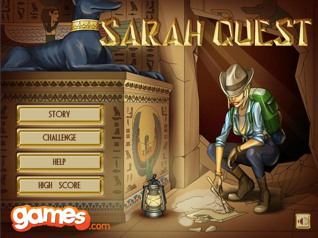 Sarah-Quest