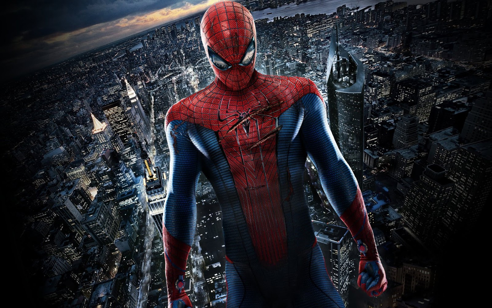 Amazing Spider-Man movie trailer 2014 during Superbowl