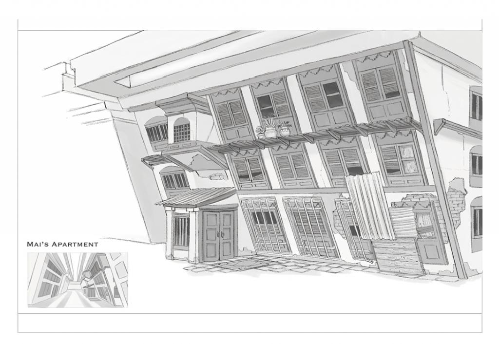 Mais Apartment - Ann Coddou