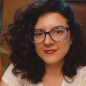Photograph of Alexandra Beguez