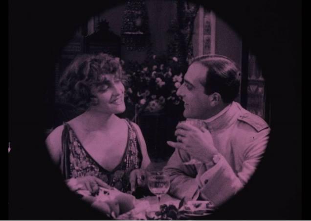 Jonathon Rosen's book, Fantasia of Color in Early Cinema, is stunning