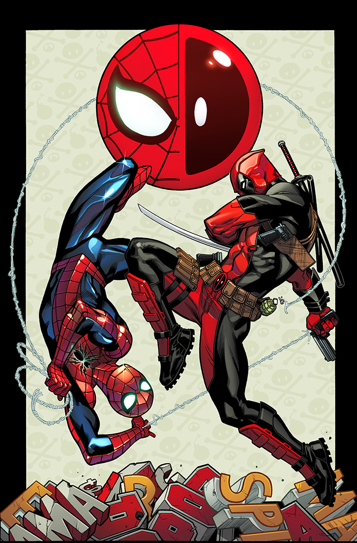 4 Spider-Man_Deadpool
