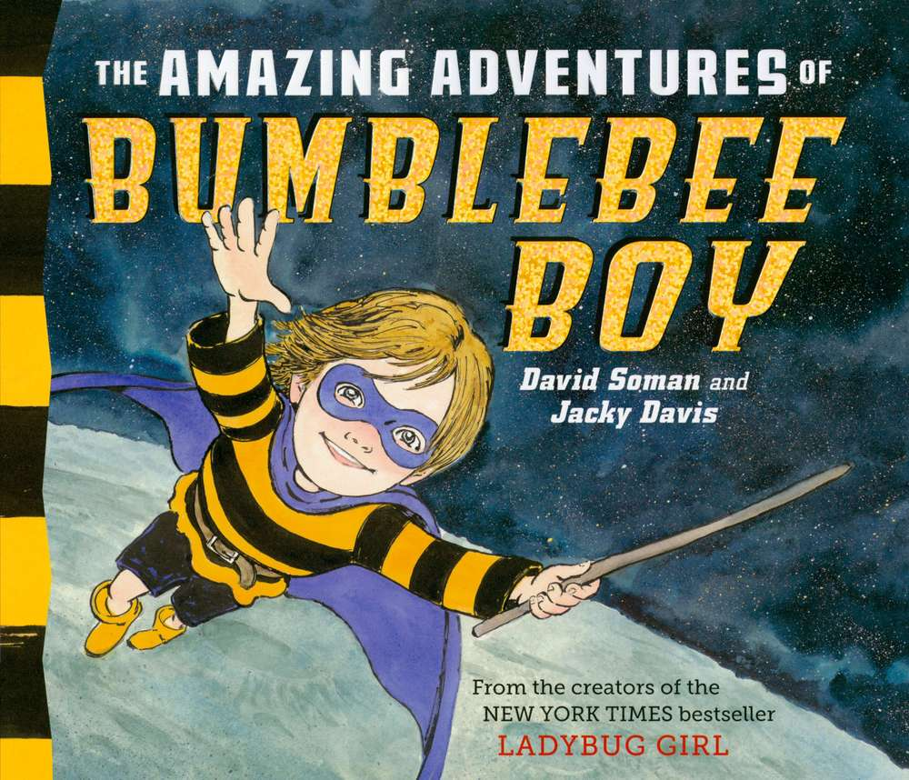 David Soman Bumblebee Boy