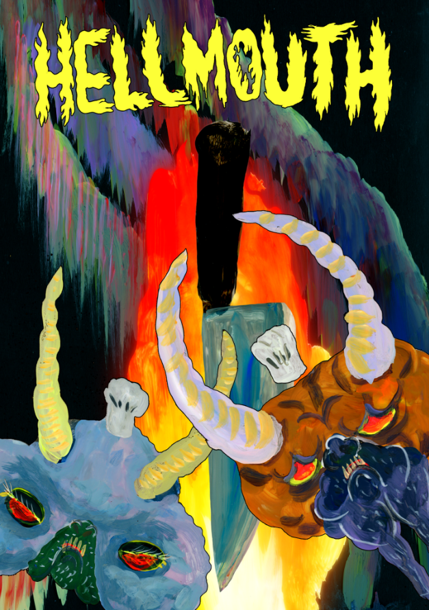 hellmouth cover thu tran
