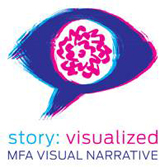 MFA Visual Narrative Brochure (2019)  thumbnail