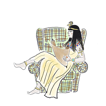 Reece_Illustration_Cleopatra