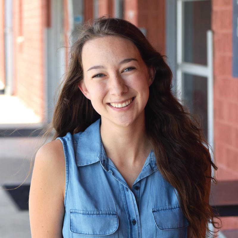Headshot of Marissa Jones.