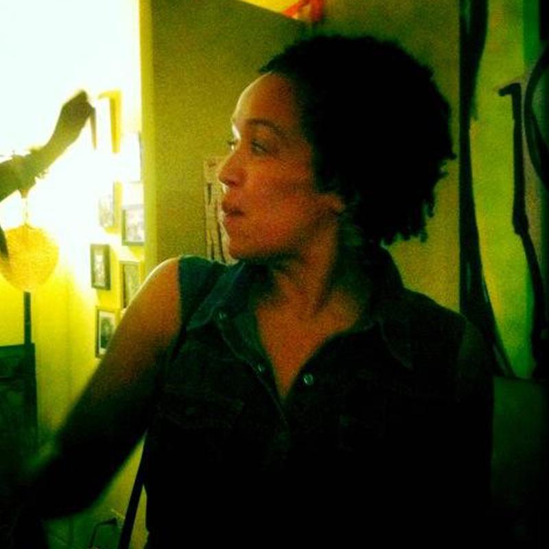 Pilar Newton-Katz headshot.