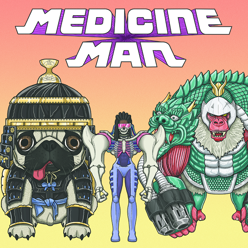 Medicine Man by Kenny Nam