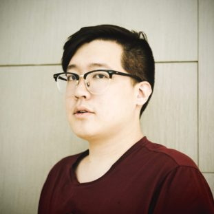 Headshot of Martin Xing.