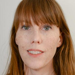 Sarah de Gaudemar headshot.