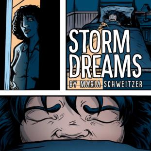 Storm Dreams by Maria Schweitzer