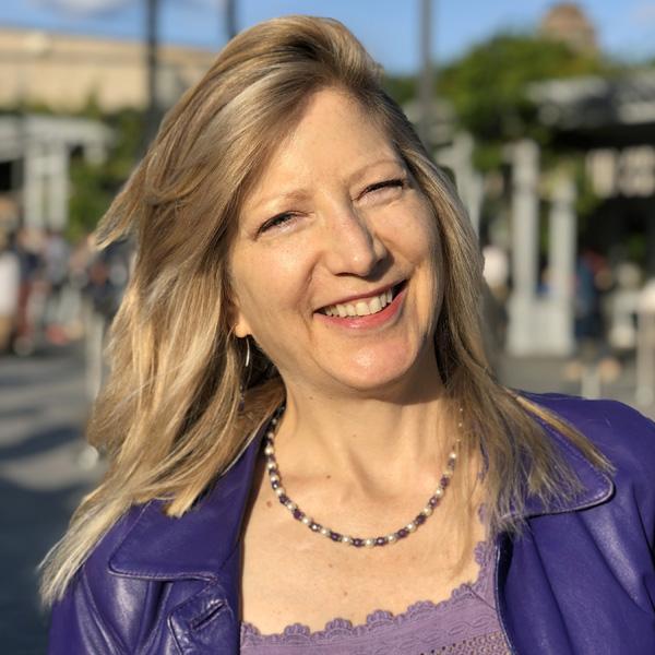 Laura Brown portrait photograph