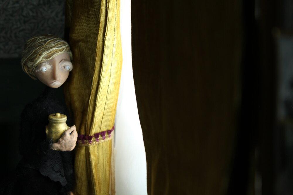 Persephone animation by Alana Corwin