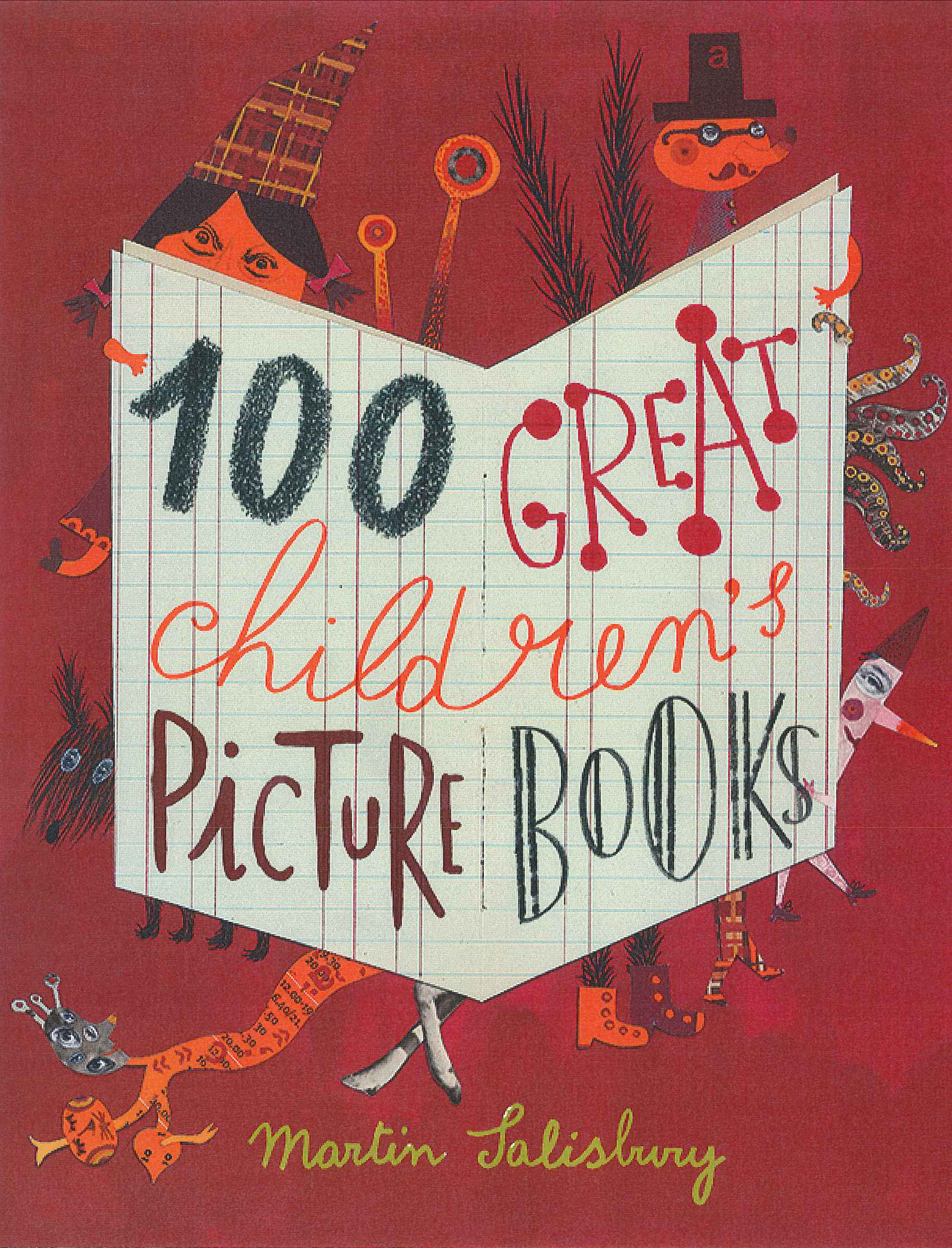 Cover to 100 Great Children's Picture Books