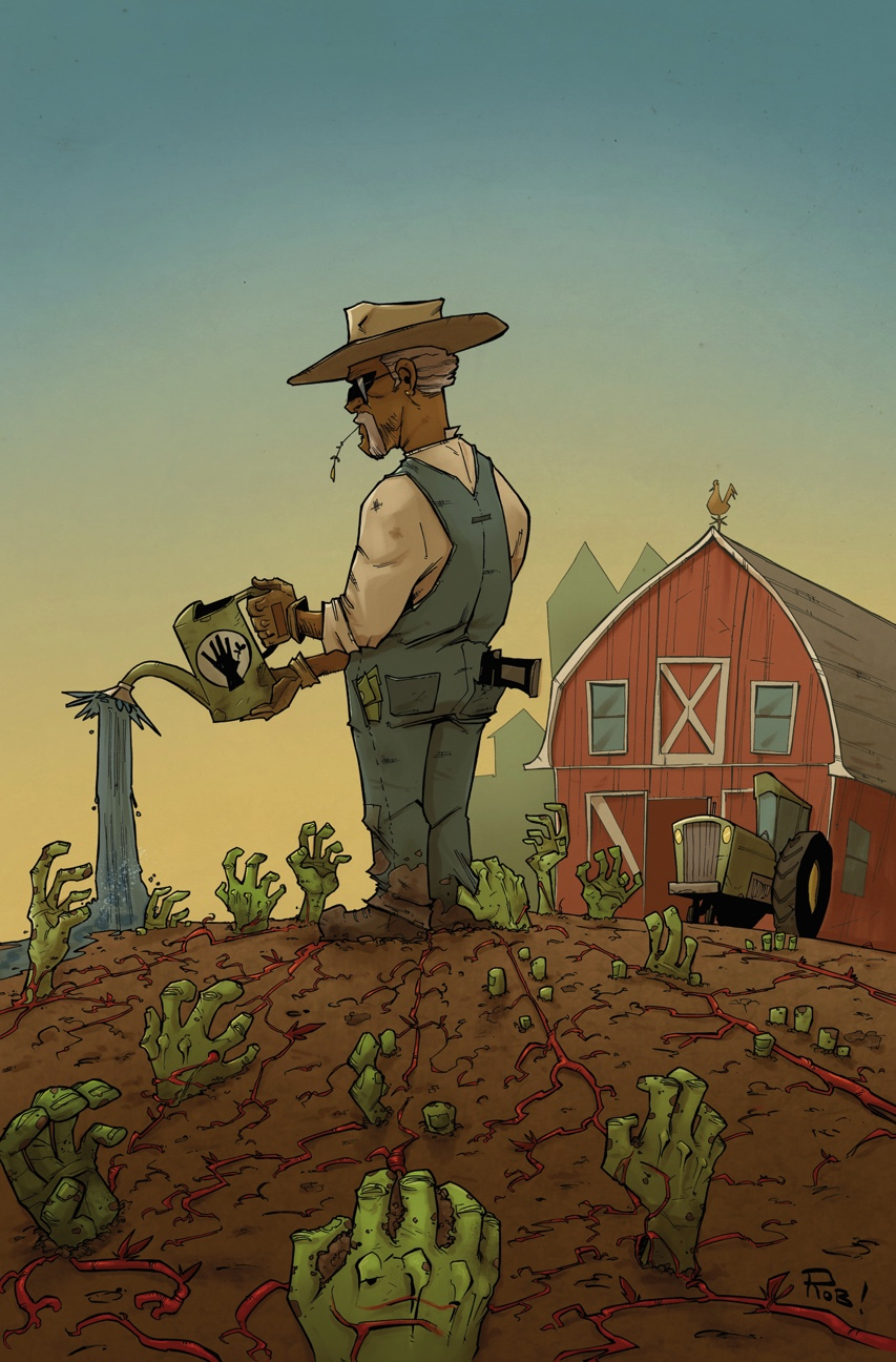 Farmhand 1 Cover