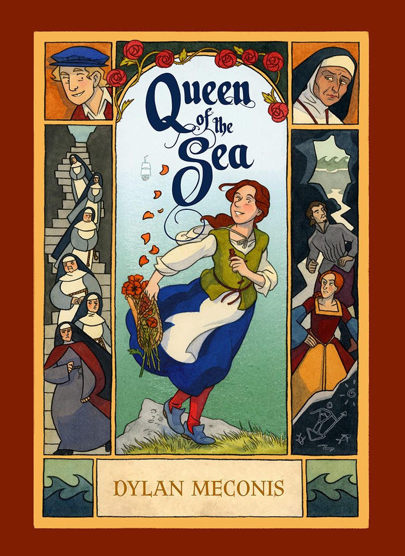 Queen of the Sea cover