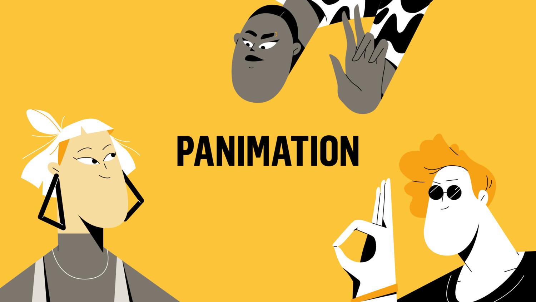 Panimation rebrand