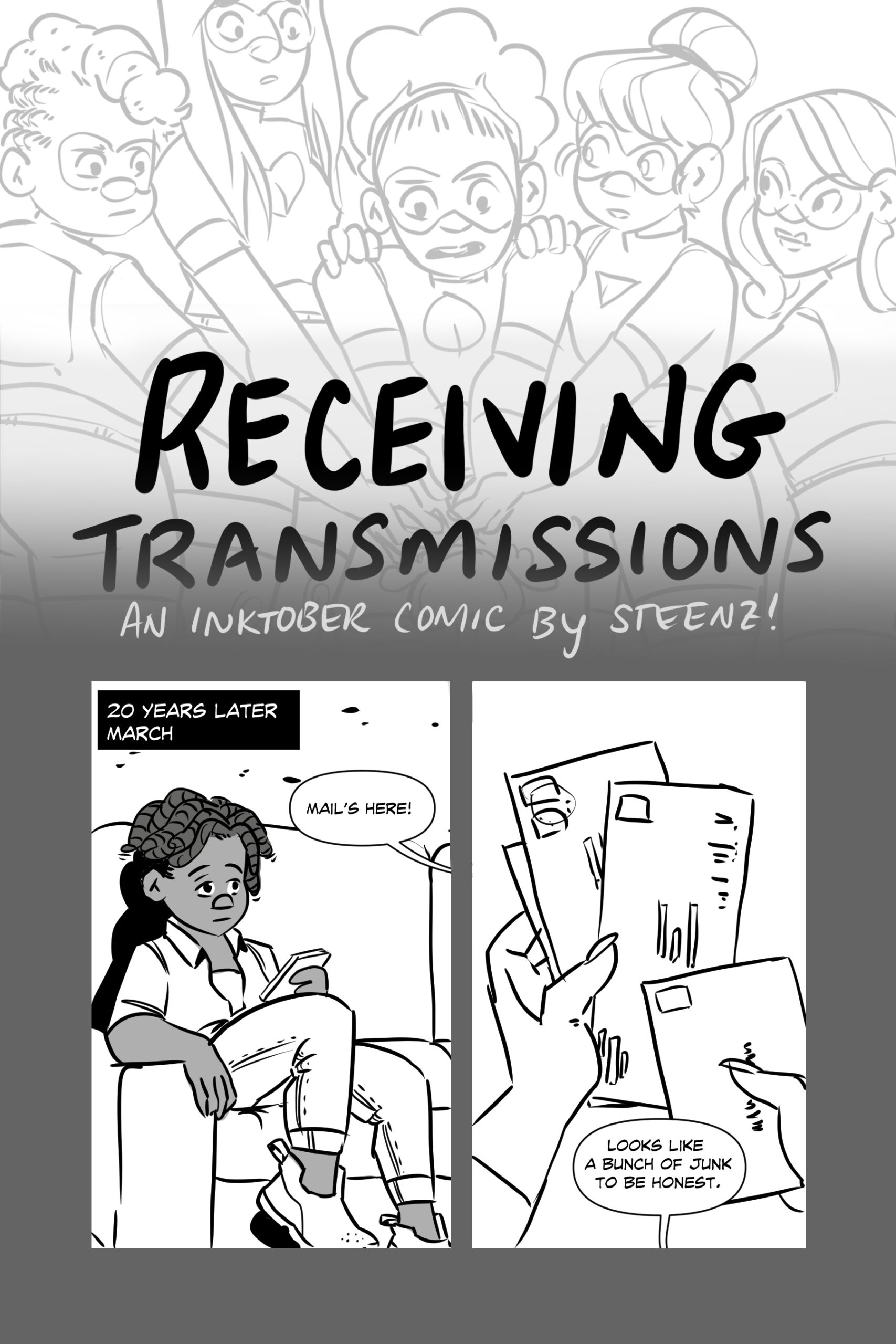 Receiving Transmissions by Steenz