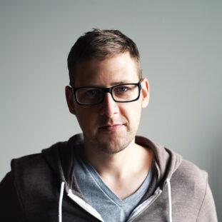 Bio pic of Jeff Lemire